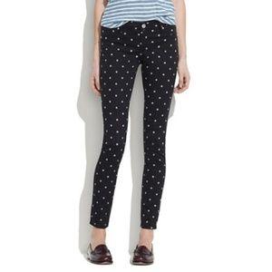 BLANKNYC x Madewell Polka Dot Jeans